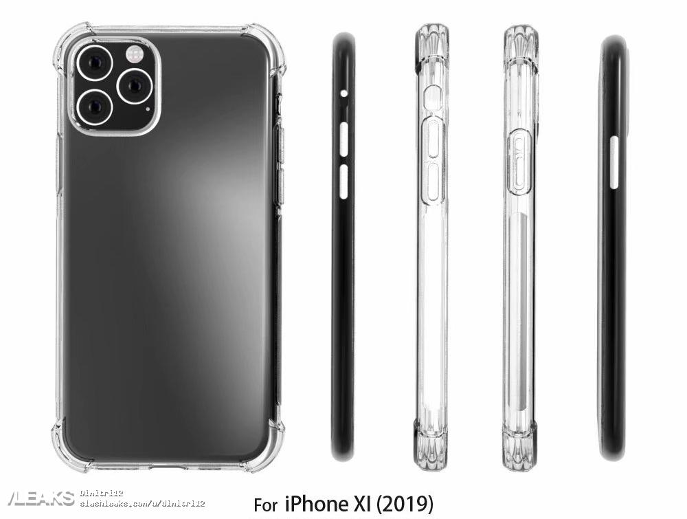 iPhone 11 hoesje concept